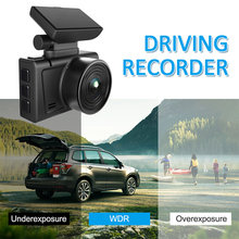 GPS Wifi Hisilicon Hi3559 Car DVR Camera 4K 3840*2160P Dash Camera Video Registrator Recorder for Car Night Vision Without Light(China)