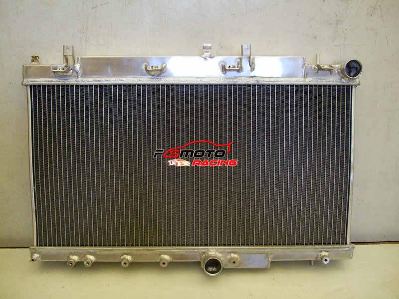 3 ROW 52MM Aluminum Radiator for SUBARU IMPREZA 2.0 TURBO WRX//STI 2000-2007 GDB