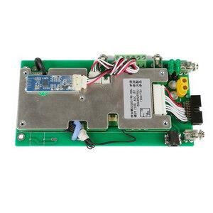 Image 2 - 7S 20A 50A Bluetooth BMS 7S LED מחוון 18650 סוללה מחזיק BMS DIY 7s סוללה מחוון עבור 7S כוח קיר