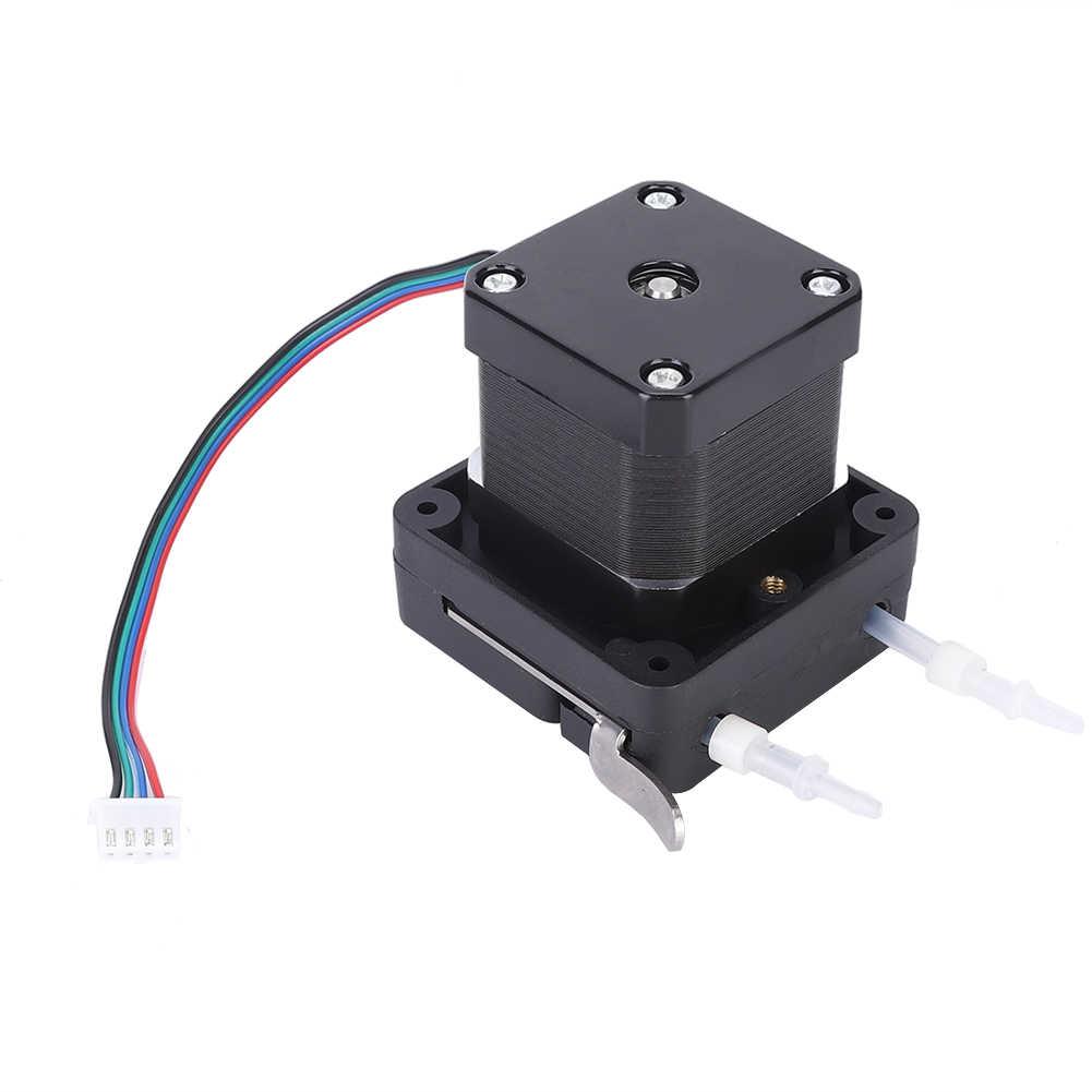 Grande Flusso Micro Anti-Corrosione Pompa Peristaltica Pompa Dosatrice 6-24V con 42 Motore Passo-passo