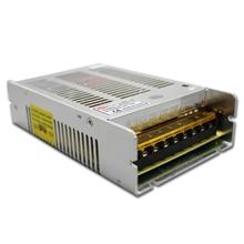 العالمي 24V 10A 240W التبديل إمدادات الطاقة سائق التبديل لل ضوء LED قطاع العرض 110V 220V