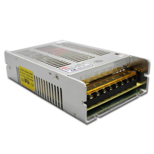 Image 1 - Universal 24V 10A 240W Switch Power Supply Driver Switching For LED Strip Light Display 110V 220V
