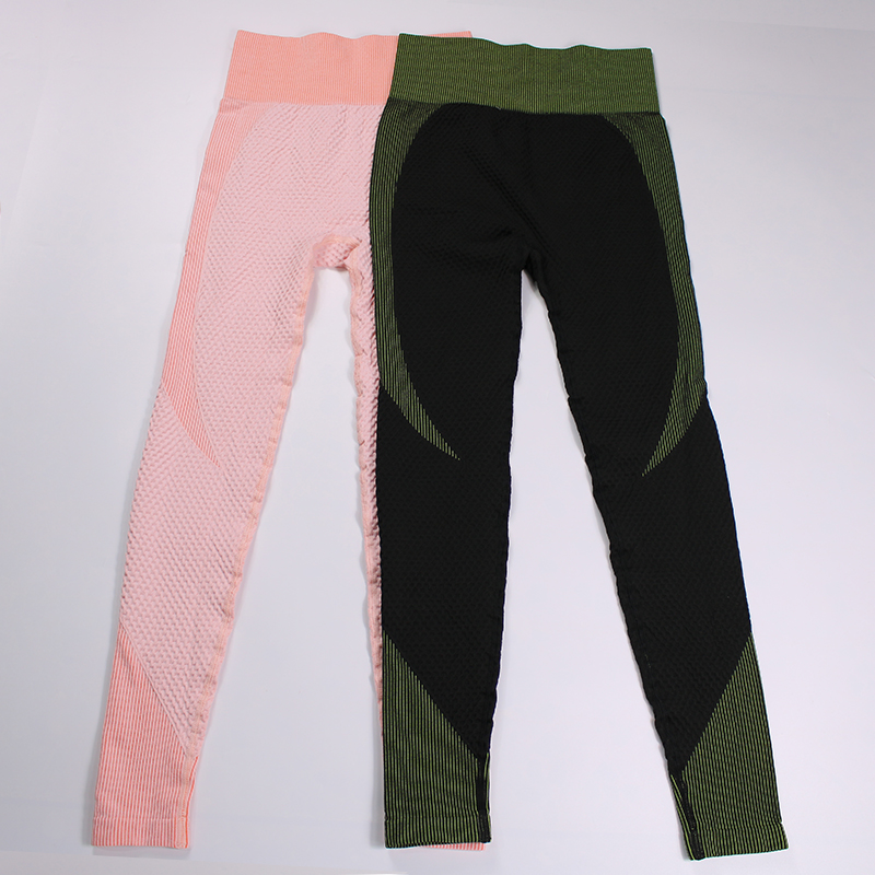 LANTECH-Women-Yoga-Sports-Leggings-Pants-Stretchy-Fitness-Gym-Leggings-Running-Seamless-Gym-Sportswear-Tummy-Control