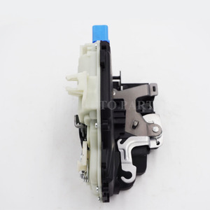 Image 5 - FRONT LEFT Door Lock Actuator FOR VW NEW BEETLE POLO 9n TRANSPORTER t5 SKODA FABIA ROOMSTER SUPERB SEAT CORDOBA (6L)  IBIZA