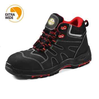 Safetoe Safety Shoes Steel Toe Cap Summer Breathable Lightweight Anti-Smashing Stab-Resistant Boots Casual Site Shoes Gift - DISCOUNT ITEM  0% OFF All Category
