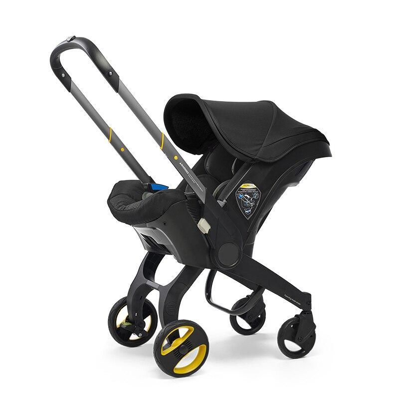 Коляска для новорожденных, портативная, с сидением|Двойная коляска|   | АлиЭкспресс