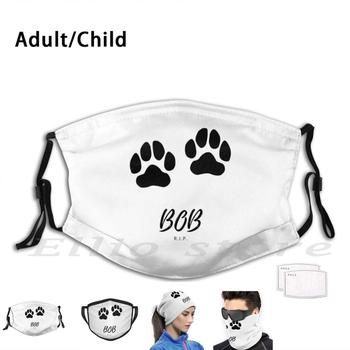 Bob Street Cat - Rip Print Washable Filter Funny Mask Cat Cats Animal Pet Cat Lover Kitten Meow Cat Lady Dad Love Lover Kitty image