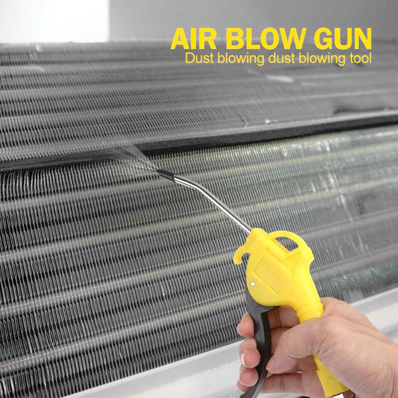 Air Blow Gun Air Duster Pistol Trigger Cleaner Compressor Dust Blower Remover Cleaning Tool