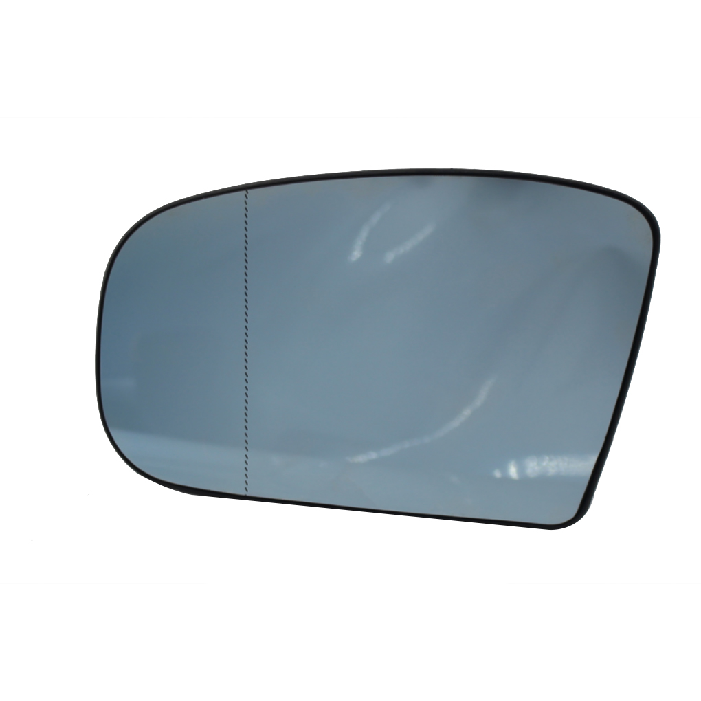 Renault Clio Right Driver wing mirror glass 2009-2012 side Wide Angle Heated