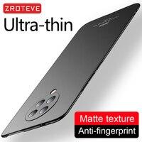 Poco F2 Pro Case ZROTEVE Matte Cover For Xiaomi Pocophone X3 GT F3 F2 M3 Pro Case Xiomi F1 M3 PC Cover For Xiaomi Poco F3 X3 NFC