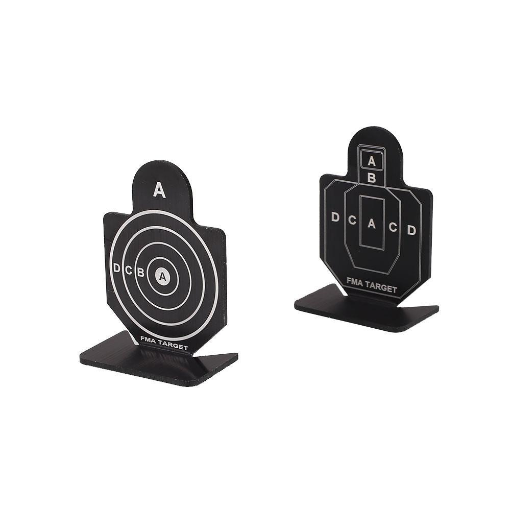 Practice Metalshooting Gun Target Pistol Gun Shooting Archery Arrow Targets