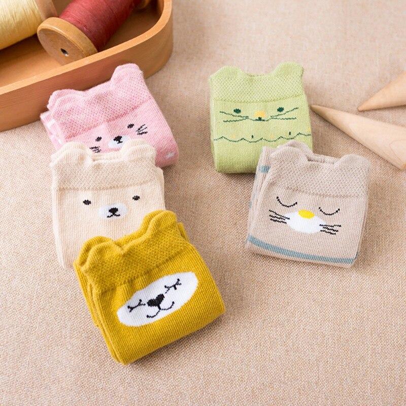Black White Grey Duufin 18 Pairs Toddler Socks Kids Mid Cut Half Cushion Socks Breathable Unisex Socks for Baby Girls and Boys
