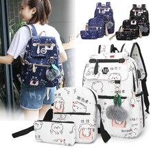 New Trend zaino femminile Casual classico zaino da donna borse da scuola di moda per ragazze adolescenti bambini donne nuove borse a tracolla