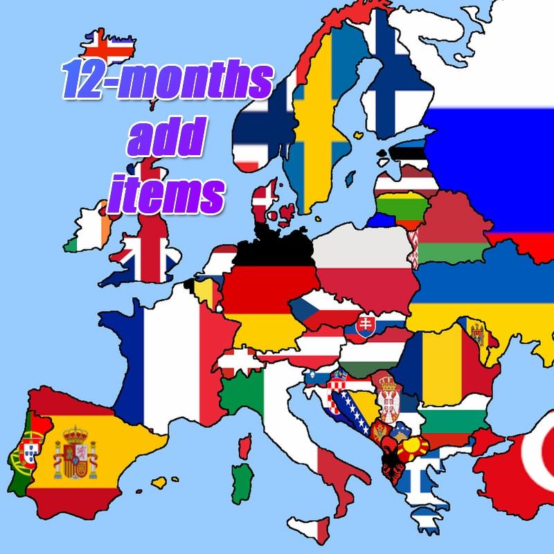 1-Year France Europe m3u Channel List Best 4K Android tv box USA IPTV Germany Set Top Box Netherlands UK Spain IPTV Subscription