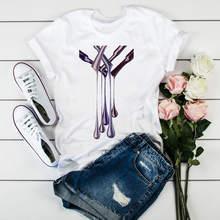 Hipster tumblr женские футболки 2020 Новый 3d принт в стиле