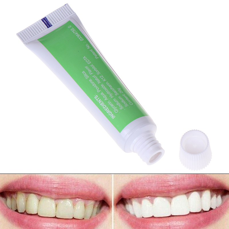 20g/bottle Teeth Whitening Gel Oral Hygiene Mouth Toothpaste Personal Treatment Tooth Care