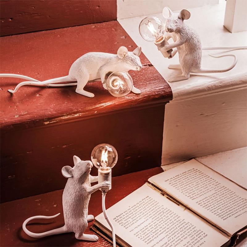 candeeiro mesa em forma rato 02