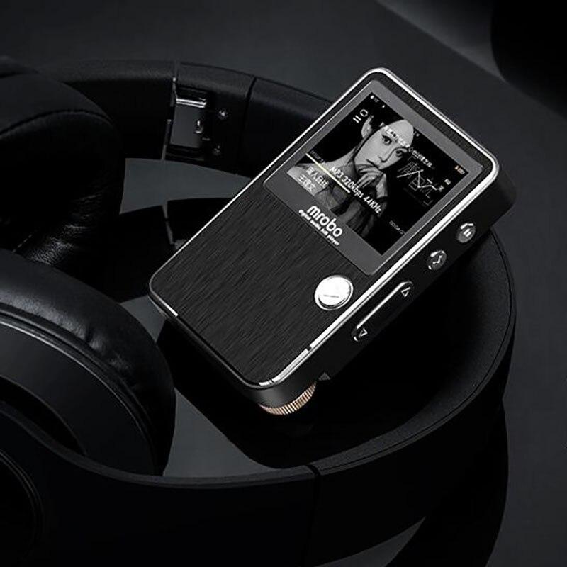 Мастер уровень на Клейкой Ленте MP3 плеер без потерь Музыкальный плеер DSD64 HIFI музыка Высокое качество Мини Спорт Hi Fi жесткий декодирование Walkman - 5