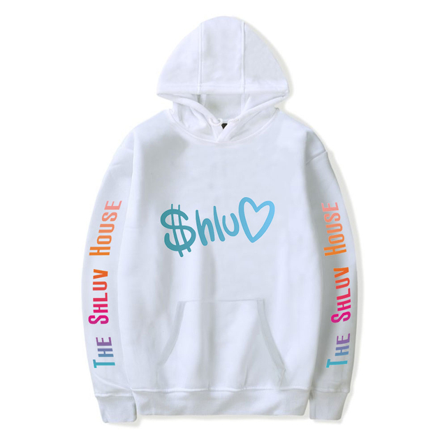THE SHLUV THEMED HOODIE (28 VARIAN)
