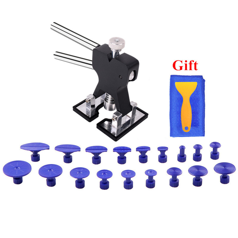 Image 4 - PDR Tools Paintless Dent Repair Tools Set PDR Dent Lifter PDR Glue Tabs Auto Body Dent Removal tools Car Dent Removal free gift-in Sheet Metal Tools Set from Automobiles & Motorcycles