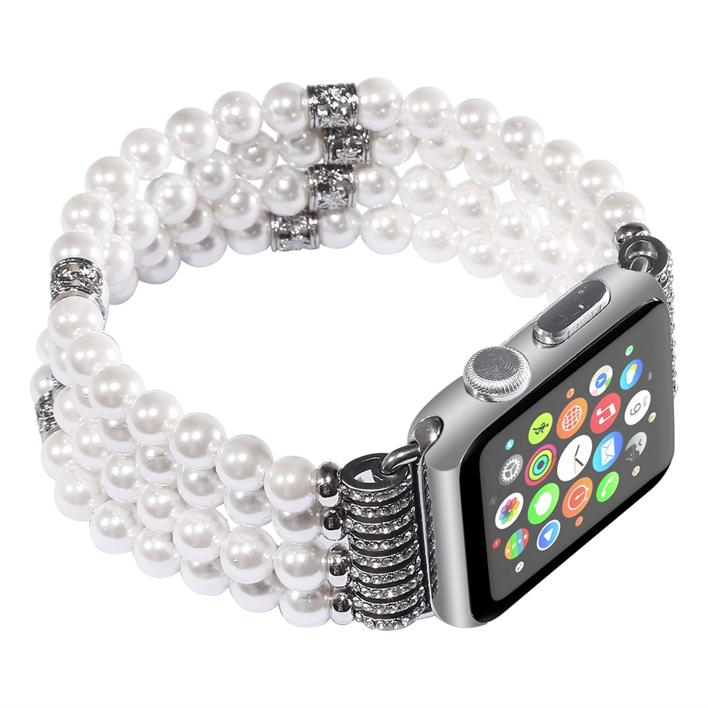 Pearl Strap Band for Apple Watch 23