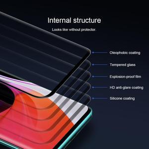 Image 3 - NILLKIN 3D DS 보호 스크린 보호대 xiaomi mi 10 Glass 6.67 xiaomi mi 10 pro 강화 유리 xiaomi 10 Glass