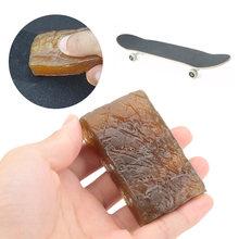 Alta qualidade de borracha durável ferramenta limpeza griptape cleaner limpeza borracha kits de limpeza adequado para skate longboard cruiser