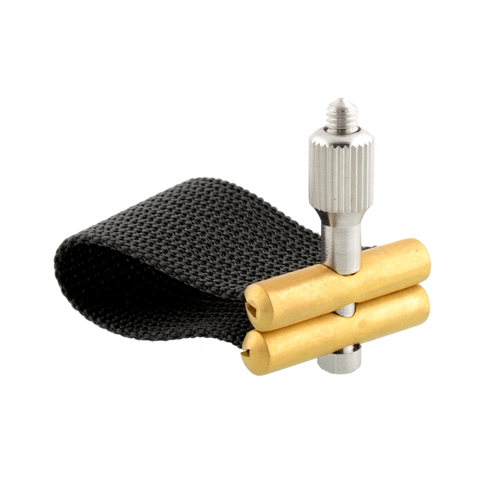 Fabric Ligature Mouthpiece Fastener For Alto Tenor Sax Saxophone High Quality