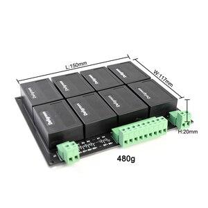 Image 2 - Балансировочный эквалайзер QNBBM для литиевой батареи, 8S, 24 В, балансировка lifepo4, LTO, NCM, LMO 18650, комплект «сделай сам», балансировка напряжения