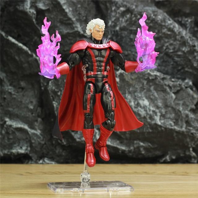 X Men Magneto Apocalypse Action Figure 6inch. 1