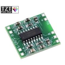 5PCS PAM8403 Super Mini Digital Amplifier Board 2*3W Class D Digital Amplifier Boardมีประสิทธิภาพ2.5 5V USB Power Supply