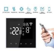 WiFi умный термостат контроль температуры Лер для электрического подогрева пола работает с управлением приложением