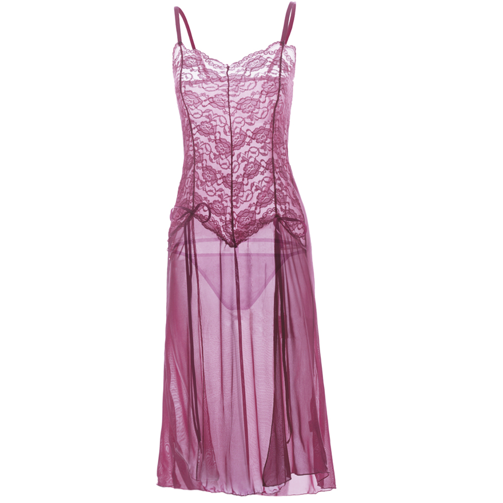 S M L XL XXL 3XL <font><b>5XL</b></font> <font><b>6XL</b></font> Erotic <font><b>Sexy</b></font> Costumes Babydoll <font><b>Dress</b></font> Woman Long Transparent <font><b>Sexy</b></font> Lace Lingerie <font><b>Plus</b></font> <font><b>Size</b></font> Erotic <font><b>Clothing</b></font> image