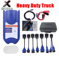 NEXIQed 125032 USB Link Heavy Duty Truck Diagnostic Interface Nexiqed 125032 Diesel Truck Scanner With All Installers