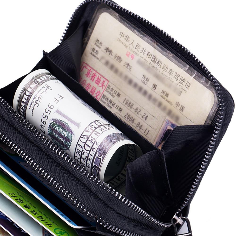 carteira de condução bolsa de viagem de
