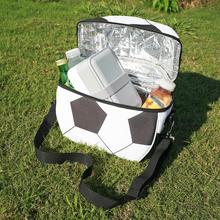 Изолированная Футбольная сумка для обеда, водонепроницаемая изолированная сумка для обеда, необходимая сумка для пикника, унисекс, Термосумка для обеда, аксессуары для еды