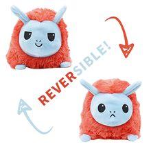 Quarto decoração plushie meninas crianças polvo de pelucia reversivel jouet enfant brinquedos de dupla face petits animaux unicornio panda sapo