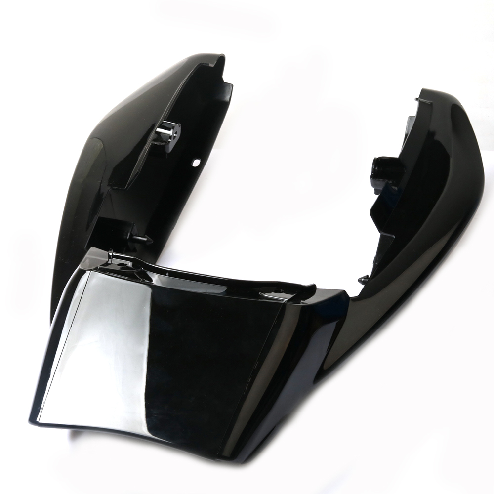 S2R Motorcycle Rear Cowl Tail For YAMAHA YBR125 YBR125K YBR 125K 125ED 125 ED Tail Cover Assy Back Lateral Plastic Bridge Parts