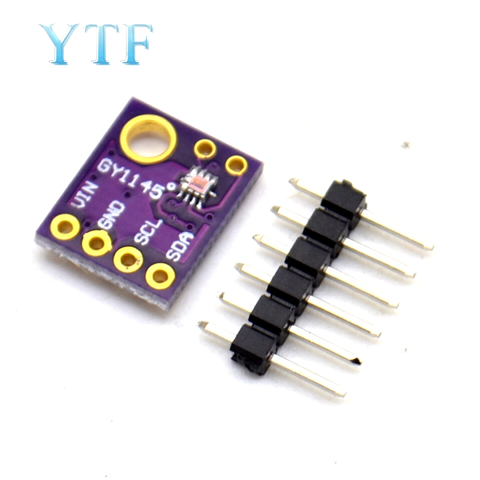 I2C Sensor GY-1145 SI1145 Visible Light Infrared Module