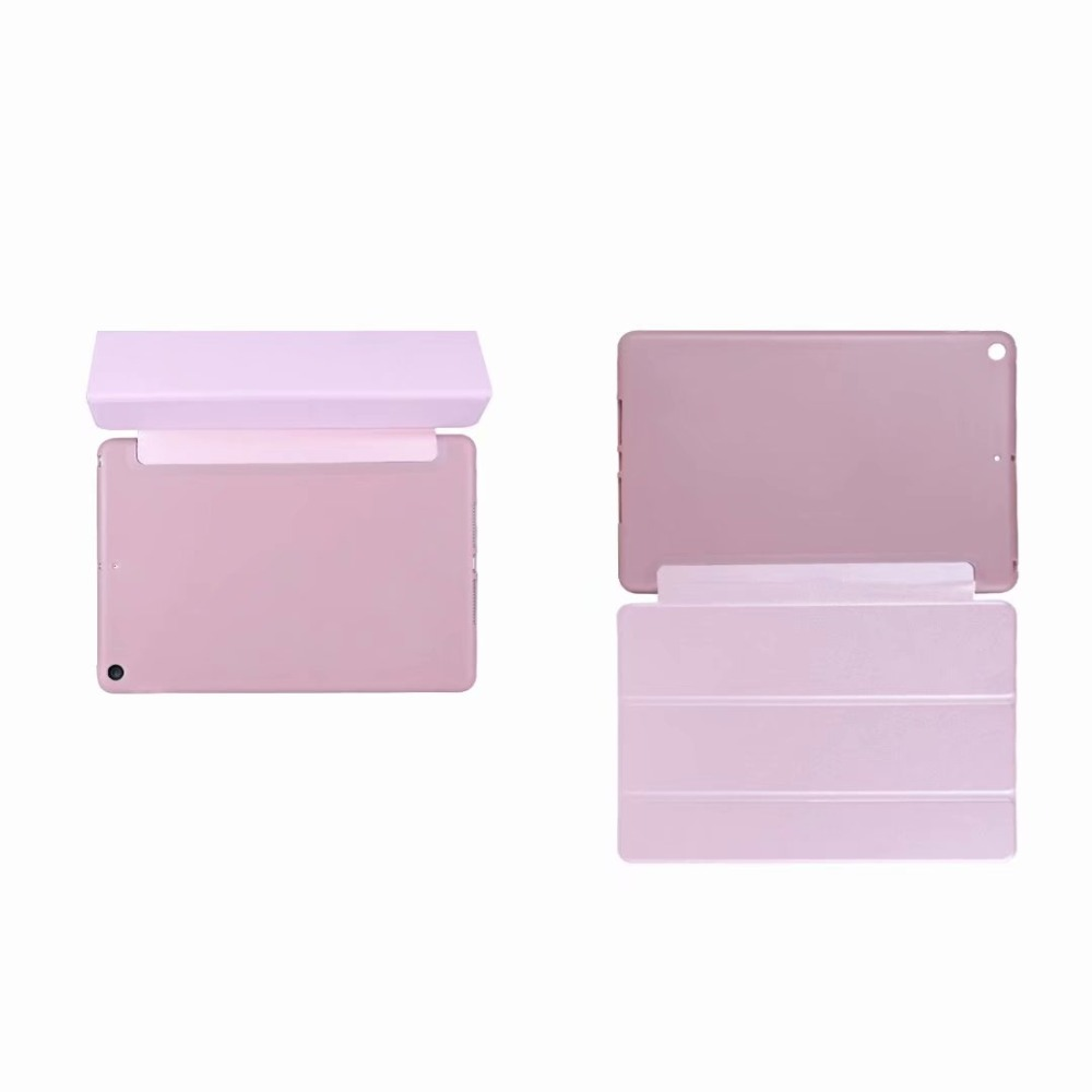 10.2 Tri-fold 2 Smart TPU Soft Slim light Case Ipad Tablet iPad For For Case Cover 10