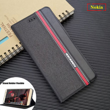 Leather Flip Cover Case For Nokia 7.1 3 5 6 7 8 8.1 6.1 3.1