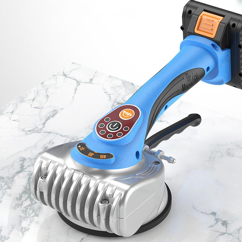 Details about  /Electric Tile Vibrator Vibrator Suction Cup Floor Plaster Laying Machine