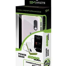 Внешний аккумулятор Power bank 6000 mAh