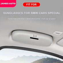 Jameo Auto Nieuwe Auto Zonnebril Houder Zonnebril Doos Brillen Case Voor Bmw X1 F48 X3 F25 X5 G05 F10 f11 F20 I3 Accessoires