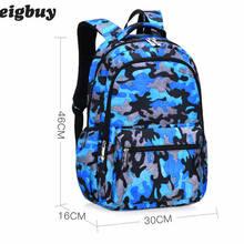 Waterproof Camouflage Boys School Bags Capacity Backpacks For Teenagers Student Book Bag School Backpack Women Mochila Escolar стоимость