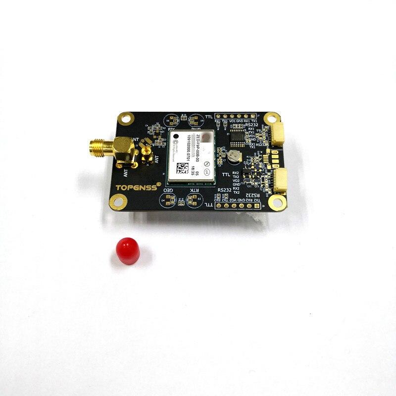 F9P centimeter high precision module UAV robot industrial control military Beidou module