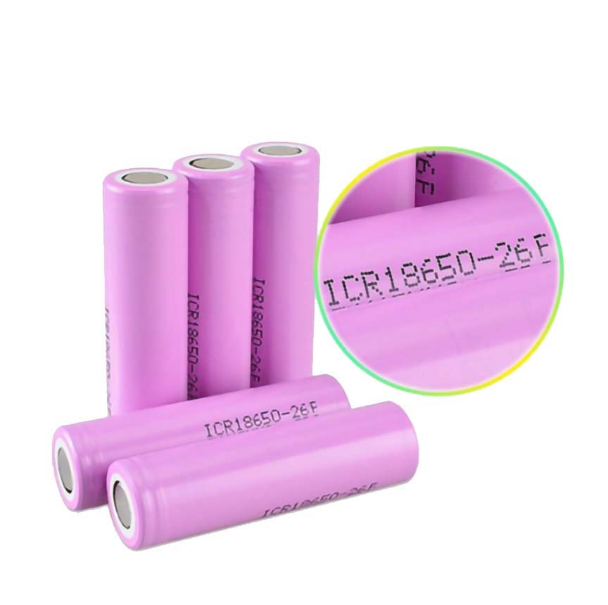 Special Price Promotion 10Pcs 18650 Battery 3.7V 18650 2600mAh Battery Lithium Batteria For Flashlight Free Shipping
