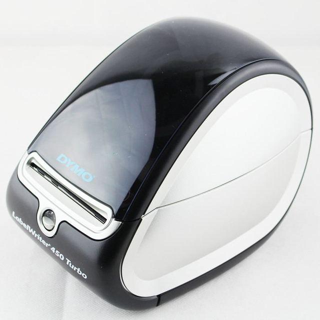 최고의 품질 dymo 라벨 기계 lw450 프린터, 의류 가격 수신 바코드 가격 기계 lw450 프린터