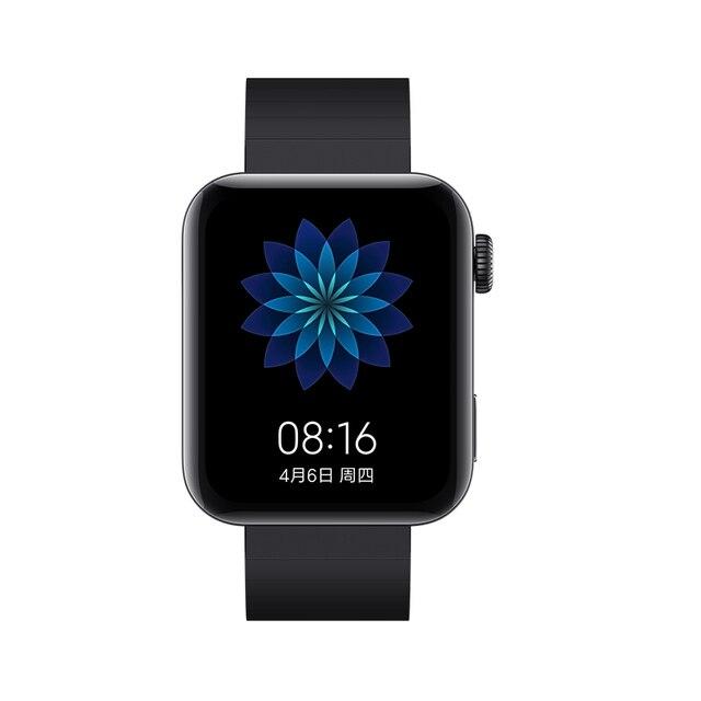 Xiaomi MI Smart Watch GPS NFC WIFI ESIM PhoneCall Bracelet Android Wristwatch Sport Bluetooth Fitness Heart Rate Monitor Tracker 3