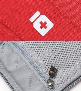Image 5 - Mini First Aid Kit de Viagem de Acampamento Saco Médico Curativo Esportes Família Saco Tático Militar De Sobrevivência De Emergência Kit de Primeiros Socorros Do Carro
